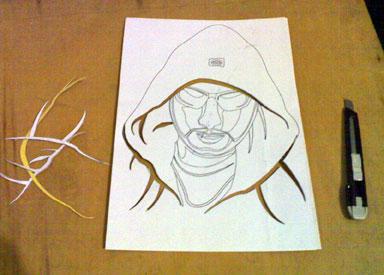 cutting-stencil