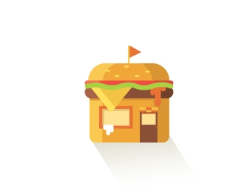 44. burger